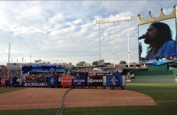 MLB Home Run Derby Performance 2012